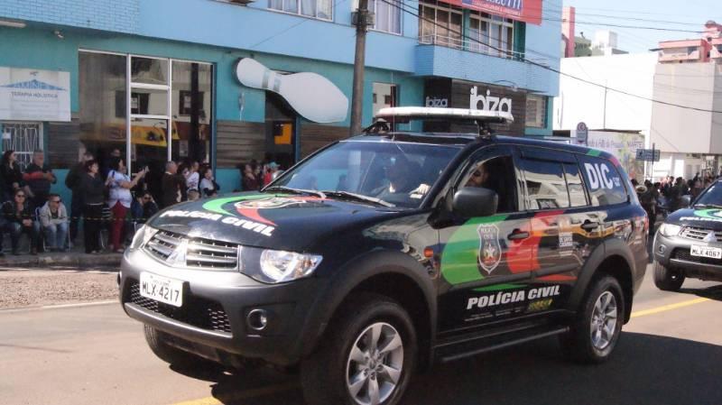Desfile de 7 de setembro em São Miguel do Oeste