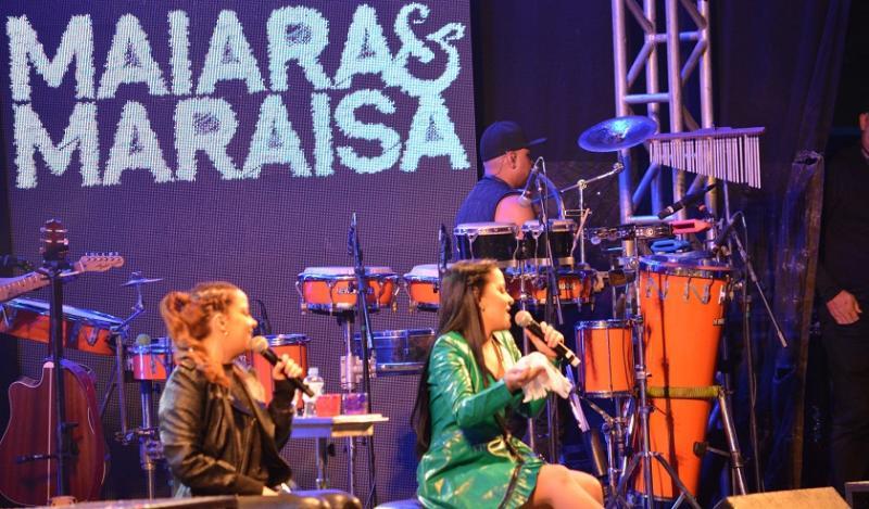 Maiara e Maraísa é sucesso na Faísmo 2019