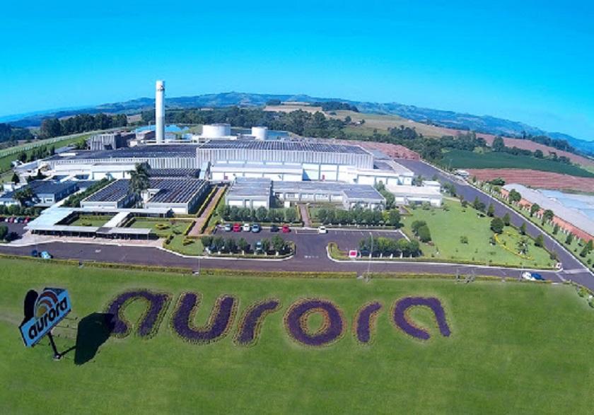 Aurora emite nota sobre manutenção de empregos