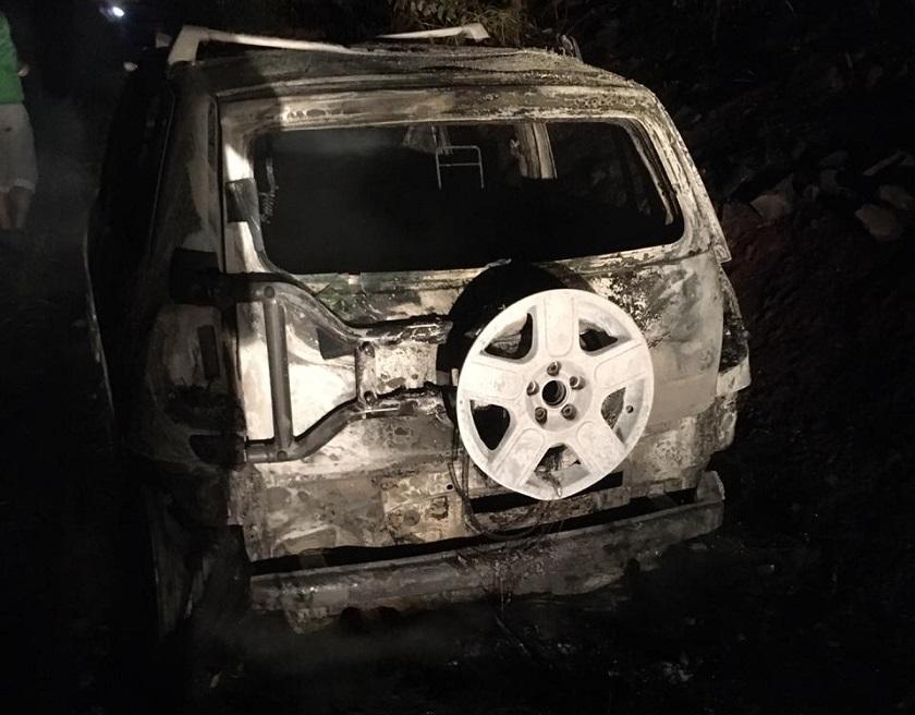 Família é assaltada no interior de Romelândia