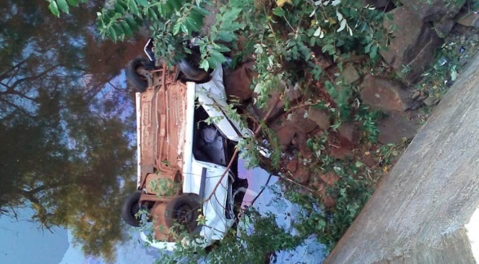 Cedrense morre em queda de ponte na BR-163 no PR