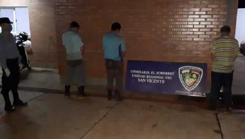 Moradores de Itapiranga são presos sob suspeita de caça ilegal na Argentina