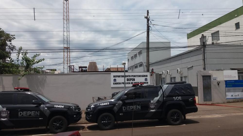 Morador da região é morto em penitenciária de Pato Branco