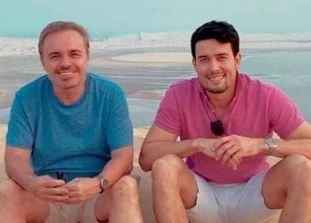 Catarinense Thiago Salvático pede na justiça o reconhecimento de união estável com Gugu Liberato