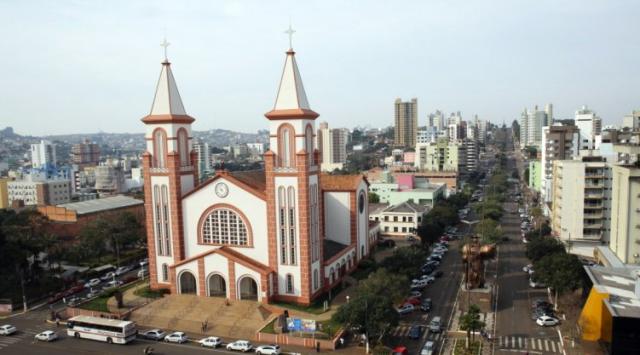 Chapecó tem 514 casos de coronavírus e se torna a cidade com mais infectados em SC