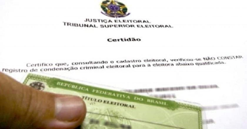 Saiba como emitir as certidões de quitação eleitoral e circunstanciada