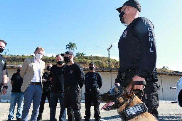 SC anuncia retomada do concurso público para agente penitenciário