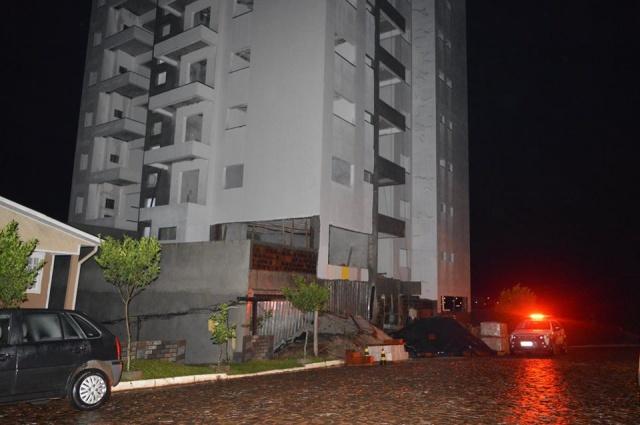 Jovem morre em queda do sexto andar de prédio em Cunha Porã