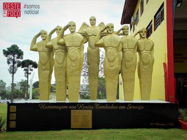Inaugurado memorial em homenagem às vítimas do duplo acidente em outubro de 2007 em Descanso