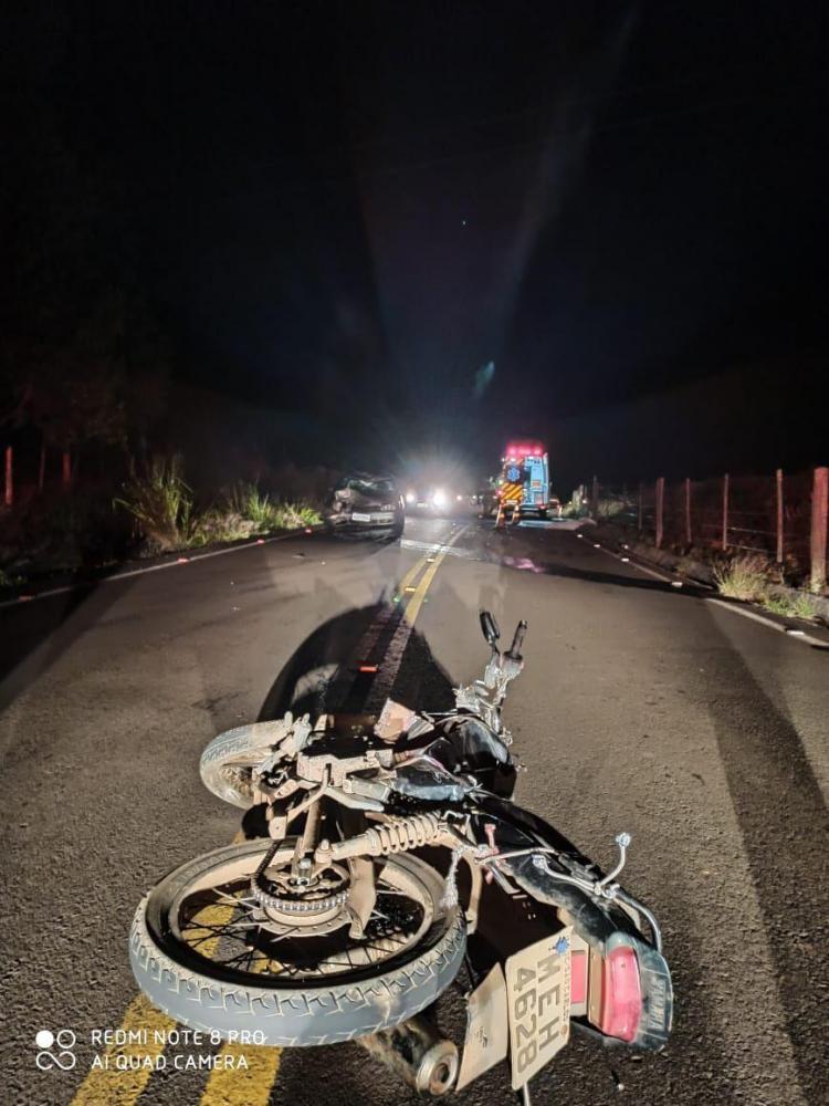 Empresário e ex-vereador morre em acidente na SCH-050 em Águas de Chapecó