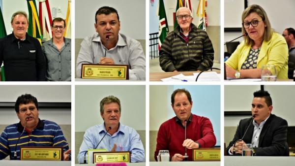 Vereadores pedem informações sobre financiamentos contraídos pelo município e sobre máquina para limpeza de vias públicas