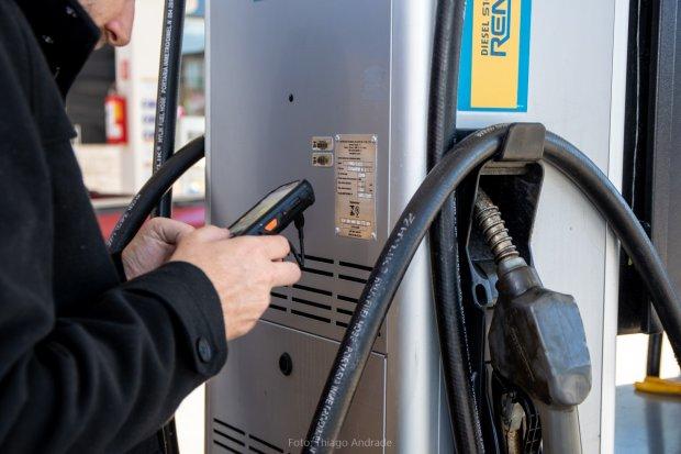 Fazenda realiza operação fiscal em postos de combustíveis em SC