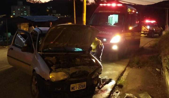 Nove pessoas morreram em acidentes de trânsito em SC