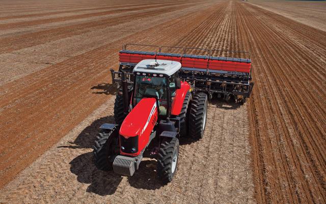 Vendas de máquinas agrícolas recuaram apenas 1,3% no primeiro semestre