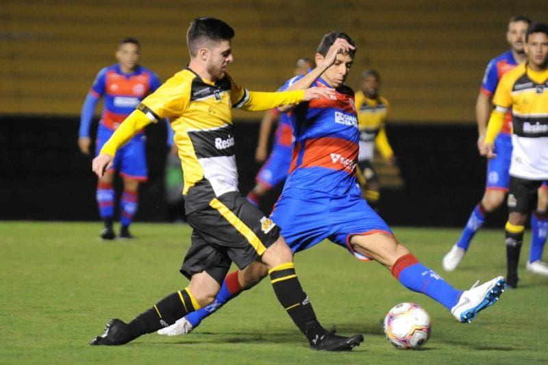 Criciúma e Marcílio Dias empatam no retorno do Campeonato Catarinense