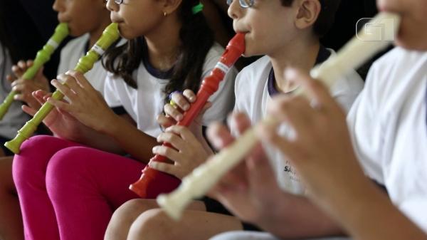 Lei que torna o ensino de música obrigatório na rede pública completa dez anos, mas não é implementada