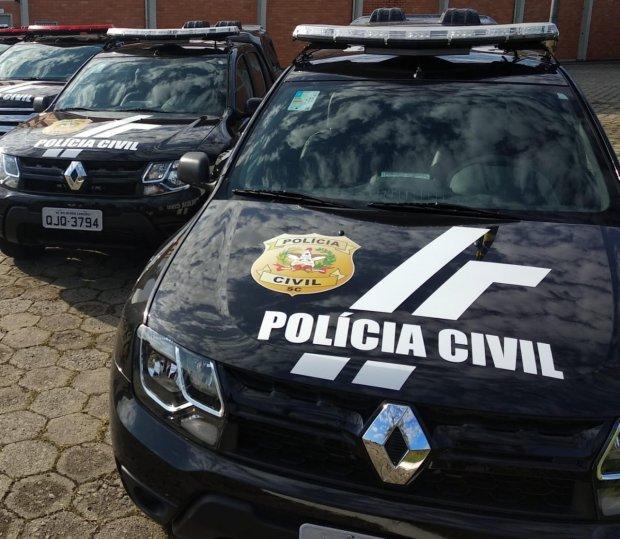 Homem com extenso histórico criminal é preso suspeito de estupro de adolescente em Chapecó