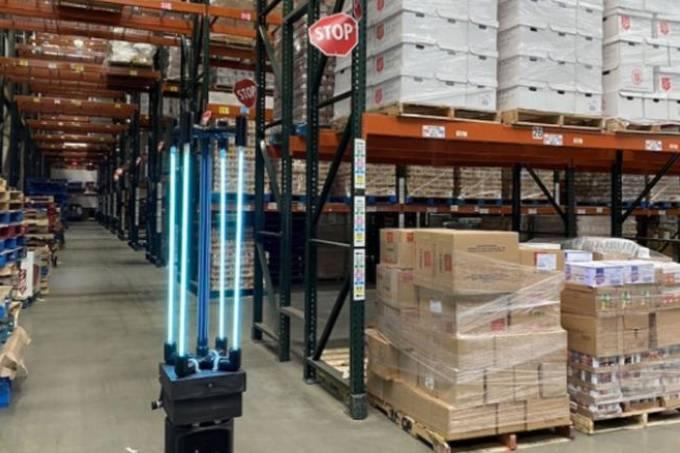 """MIT desenvolve robô que consegue """"destruir"""" coronavírus"""
