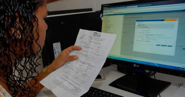 Alunos das escolas estaduais têm até sexta-feira para efetuar a rematrícula