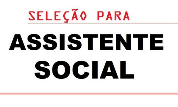 Prefeitura de São Miguel do Oeste divulga edital para contratação de Assistente Social
