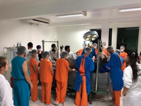 Bloco cirúrgico de grandes animais está em funcionamento na UCEFF de Itapiranga