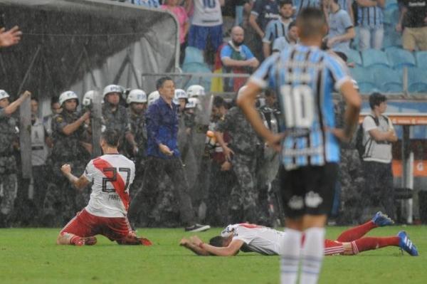 Conmebol nega pedido do Grêmio e River Plate jogará a final da Libertadores