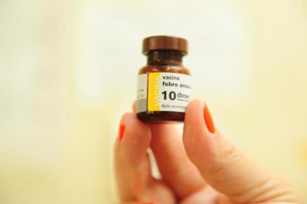 Febre amarela: 41 municípios de SC vão intensificar vacinação em novembro