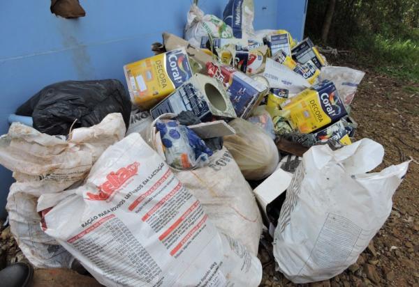 Prefeitura divulga cronograma de recolha de materiais sólidos no interior de Descanso