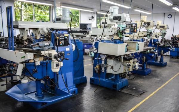 Mundo SENAI apresenta oportunidades para a formação na área industrial