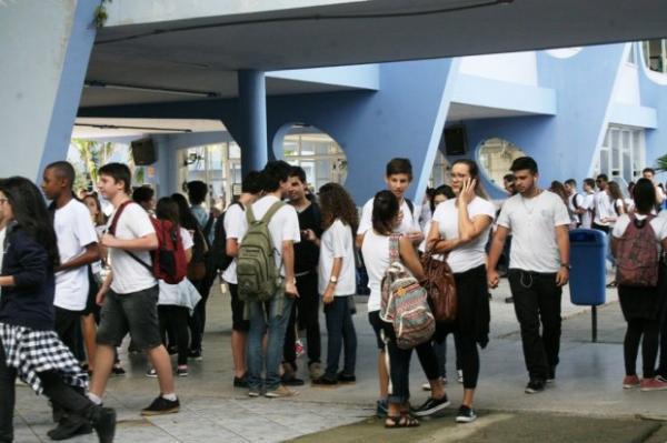 Matrículas nas escolas estaduais catarinenses iniciam no dia 19 de novembro