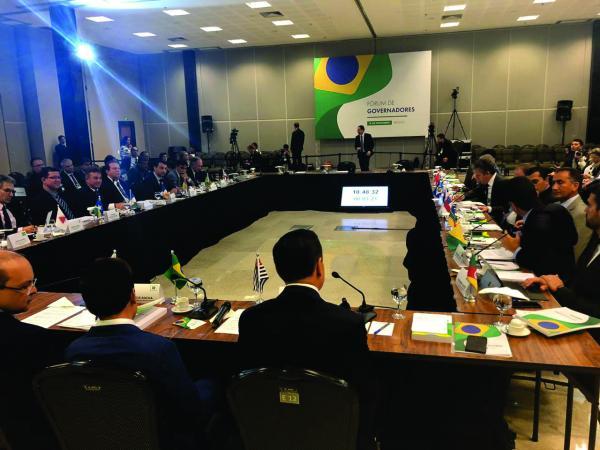 Em Brasília, Lucas e Moisés fortalecem os laços entre Partido, Estado e Federação