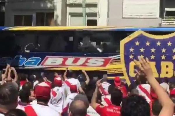 Conmebol anuncia abertura de processo disciplinar contra o River Plate