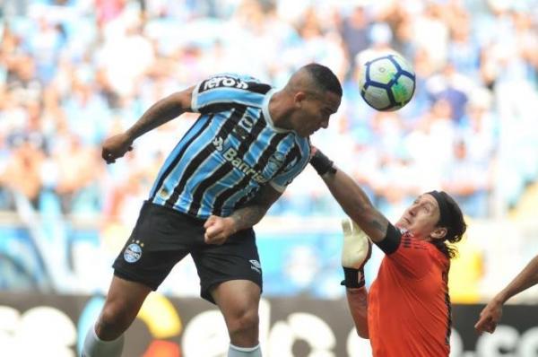 Grêmio vence o Corinthians e confirma vaga direta na Libertadores