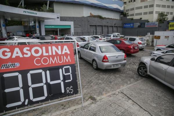 Gasolina na Grande Florianópolis é a mais barata de Santa Catarina