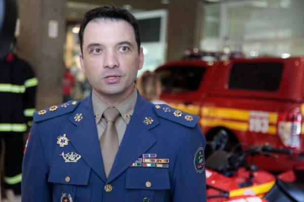 Médico e bombeiro assume como secretário de Estado da Saúde