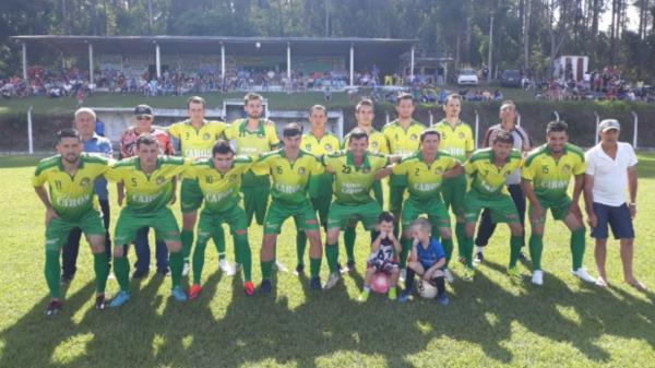 Definidos os finalistas do Campeonato Municipal 2018 de São José do Cedro