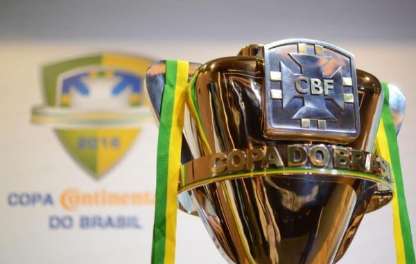 Sorteio da Copa do Brasil vai indicar adversários dos times de Santa Catarina