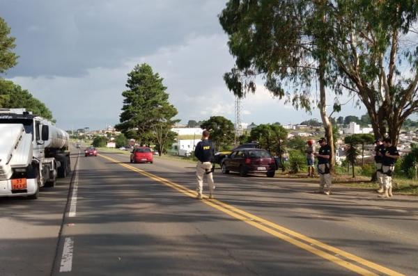 Primeiras horas de Operação Rodovida flagram 74 motoristas embriagados em SC