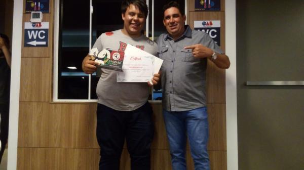 Judoca de São Miguel do Oeste é o primeiro do Ranking na Categoria Sub 18