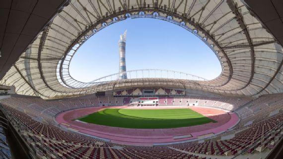 Copa do Mundo do Catar em 2022 pode ser dividida com vizinhos, diz presidente da Fifa