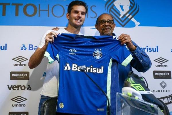 'Chego ao Grêmio no melhor momento da minha carreira', diz Júlio César