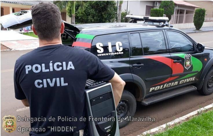 Acusado de pedofilia é preso em Cunha Porã