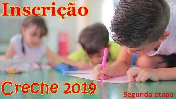 Secretaria de Educação abre 2ª etapa de inscrições para creches em São Miguel do Oeste