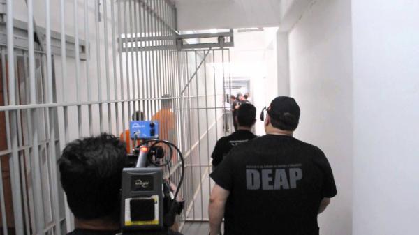 Detento é morto dentro do Presídio Regional de Chapecó