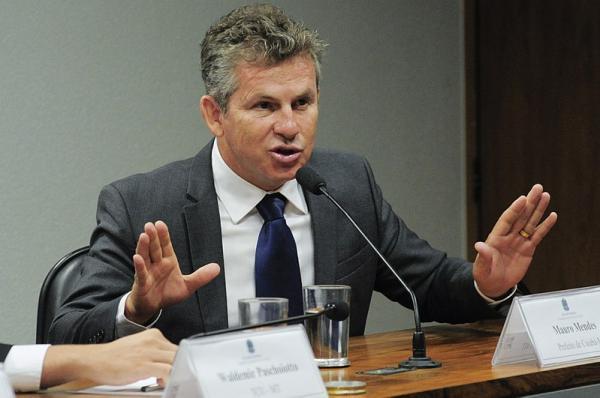 Governador do Mato Grosso vai declarar estado de calamidade financeira