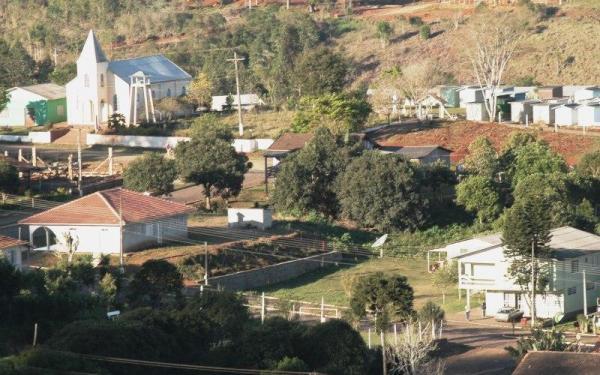 Paial, no Oeste de SC, tem a maior média de gasto com saúde do Estado (Foto: Raquel Heidrich, B.D. 29/8/2006)