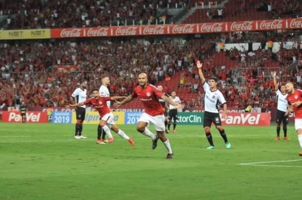 Com gol de Moledo, Inter vence o Brasil de Pelotas no Beira-Rio