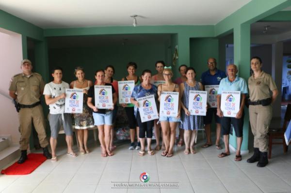 Bairro Estrela conta com mais um grupo da Rede de Vizinhos em São Miguel do Oeste