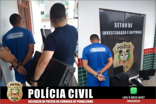 Homem acusado de pedofilia é preso em Pinhalzinho
