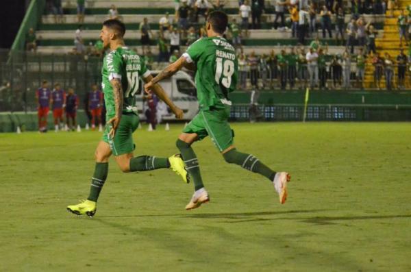 Chapecoense empata em 1 a 1 e está eliminada da Copa Sul-Americana